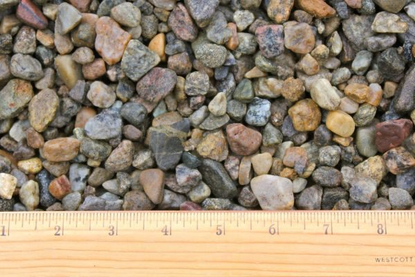 Washed #1 Round Landscape Stone